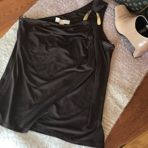 Michael Kors one shoulder top